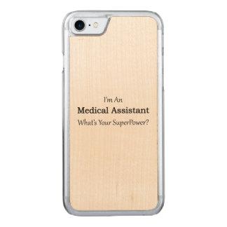 Coque En Bois iPhone 7 Aide médical