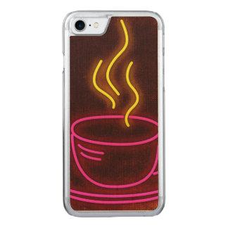 Coque En Bois iPhone 7 Boisson