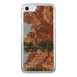 Coque En Bois iPhone 7 Boucle semi-transparente au canyon Nationa de