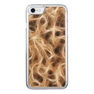 Coque En Bois iPhone 7 Nerfs de neurones
