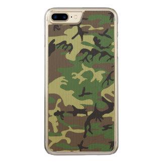 Coque En Bois iPhone 7 Plus Les militaires camouflent
