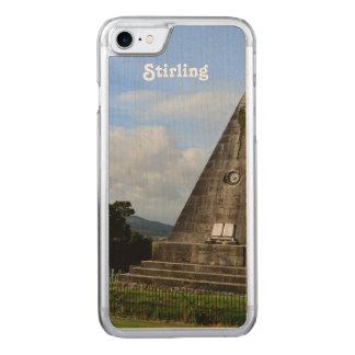 Coque En Bois iPhone 7 Stirling Ecosse