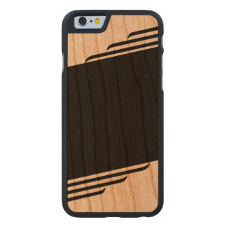 Coque En Cerisier iPhone 6 Case Rétro style vintage