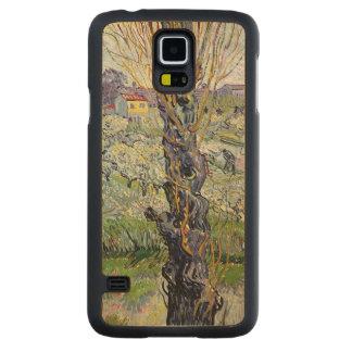 Coque En Érable Galaxy S5 Case Vue de Vincent van Gogh | d'Arles, 1889