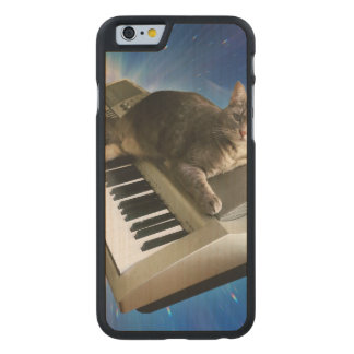 Coque En Érable iPhone 6 Case clavier de chat