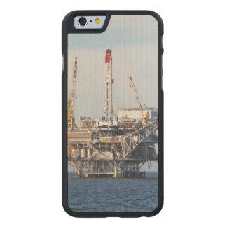 Coque En Érable iPhone 6 Case Plate-forme pétrolière