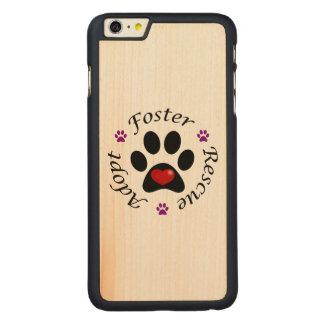 Coque En Érable iPhone 6 Plus Délivrance animale