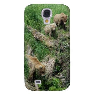 Coque Galaxy S4 128 Grazer + Deux CUB - caisse de la galaxie S4 de