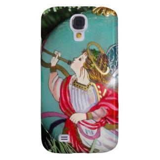 Coque Galaxy S4 Ange de Noël - art de Noël - décorations d'ange