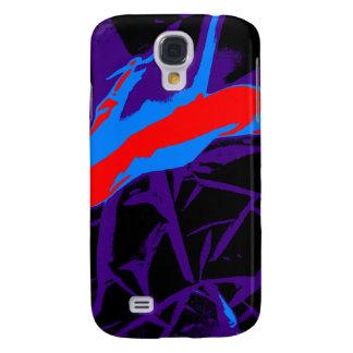 Coque Galaxy S4 Art abstrait