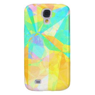 Coque Galaxy S4 Art artistique d'arrière - plan d'abrégé sur