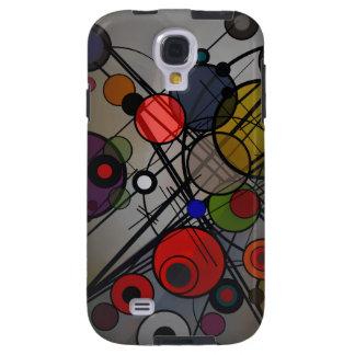 Coque Galaxy S4 art d'iPhone