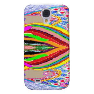 Coque Galaxy S4 Aura visuelle d'énergie positive - outils de