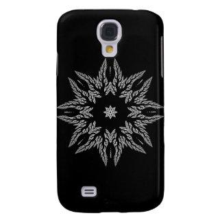 Coque Galaxy S4 Caisse tribale de point d'étoile