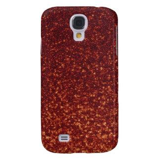 Coque Galaxy S4 Cas scintillants de l'iPhone 3g (cuivre)
