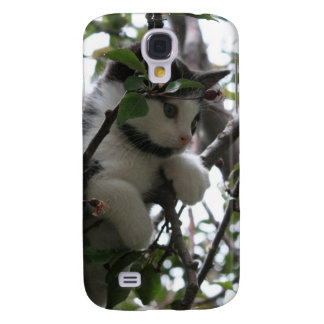 Coque Galaxy S4 Chaton adorable