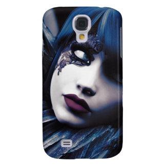 "Coque Galaxy S4 ""Copie d'art de Raven"""