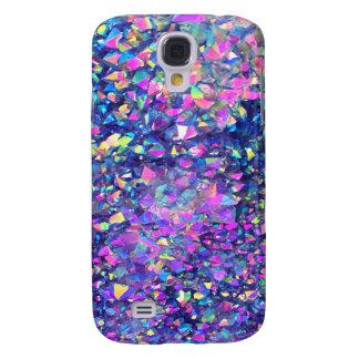 Coque Galaxy S4 Cristaux de bulle de Falln