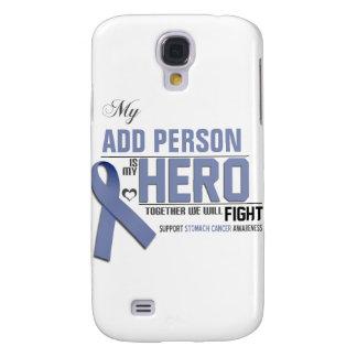 Coque Galaxy S4 Customisez MON HÉROS :  Cancer de l'estomac