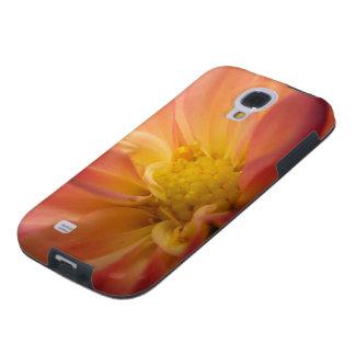 Coque Galaxy S4 Dahlia à l'intérieur