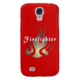 Coque Galaxy S4 Décalque de sapeur-pompier