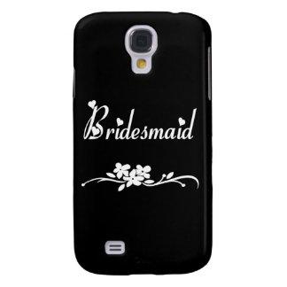 Coque Galaxy S4 Demoiselle d'honneur classique