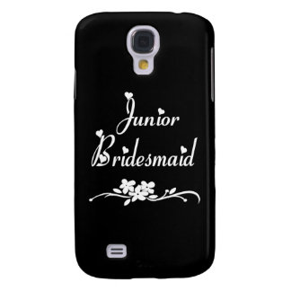 Coque Galaxy S4 Demoiselle d'honneur junior