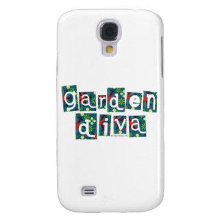 Coque Galaxy S4 Diva de jardin