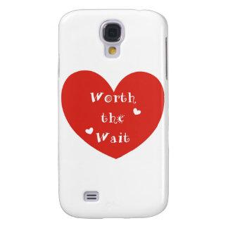 Coque Galaxy S4 En valeur l'attente - adoption - nouveau bébé