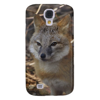 Coque Galaxy S4 Faune rapide rare d'animal de Fox