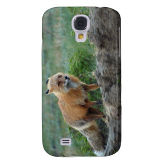 Coque Galaxy S4 Faune sauvage d'animal de Fox