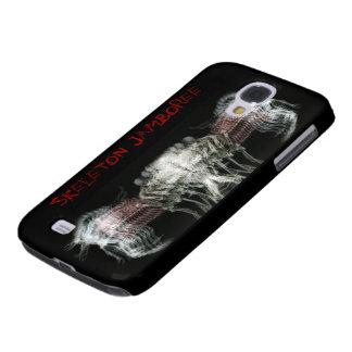 Coque Galaxy S4 Fête squelettique