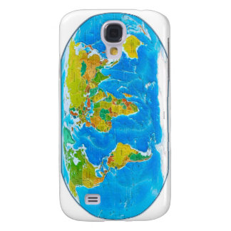 Coque Galaxy S4 Grand graphique global !