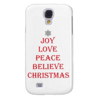 Coque Galaxy S4 Iphone/Samsung/cas Noël d'Ipad