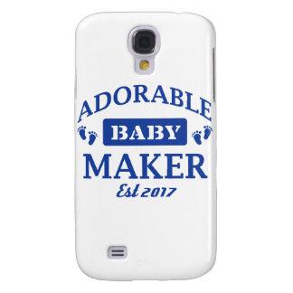 Coque Galaxy S4 Je fais les bébés adorables
