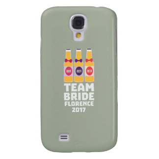 Coque Galaxy S4 Jeune mariée Florence d'équipe 2017 Zhy7k