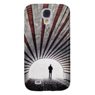 Coque Galaxy S4 La lumière à l'extrémité du tunnel