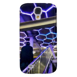 Coque Galaxy S4 La station de métro de rue de Bleecker