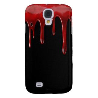 Coque Galaxy S4 Le sang de Falln s'égoutte le noir