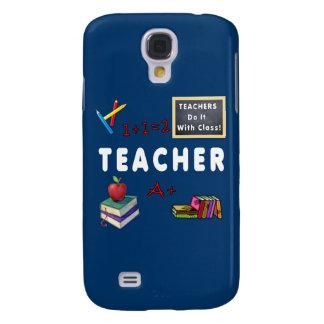Coque Galaxy S4 Les professeurs le font avec la classe