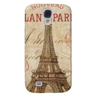 Coque Galaxy S4 Lettre de Paris