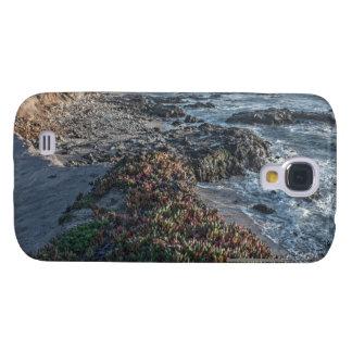 Coque Galaxy S4 L'océan donnent sur le cas 2 dur vif
