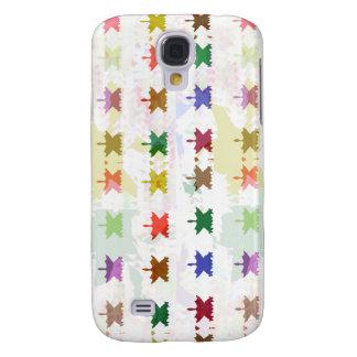 Coque Galaxy S4 Motifs de papillon de Babysoft pour des adultes