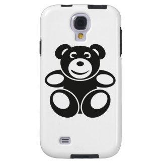 Coque Galaxy S4 Nounours mignon avec un sourire