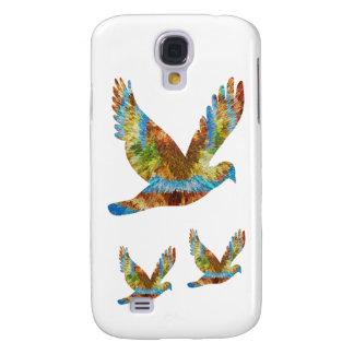 Coque Galaxy S4 Oiseau chanceux d'ange : Récompenses de la tasse n