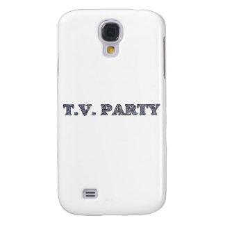 Coque Galaxy S4 Partie de TV