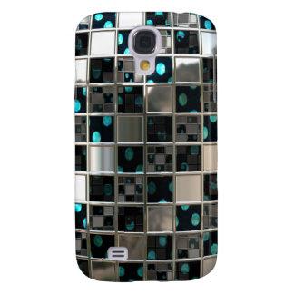 Coque Galaxy S4 Pois réfléchissant de miroir