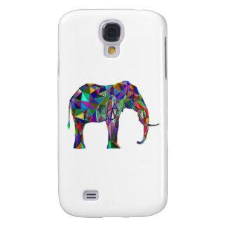 Coque Galaxy S4 Renaissance d'éléphant