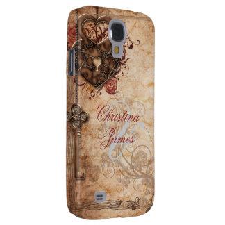 Coque Galaxy S4 Serrure et mariage de clé