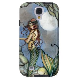 Coque Galaxy S4 Sirènes cachées d'art d'imaginaire de sirène de